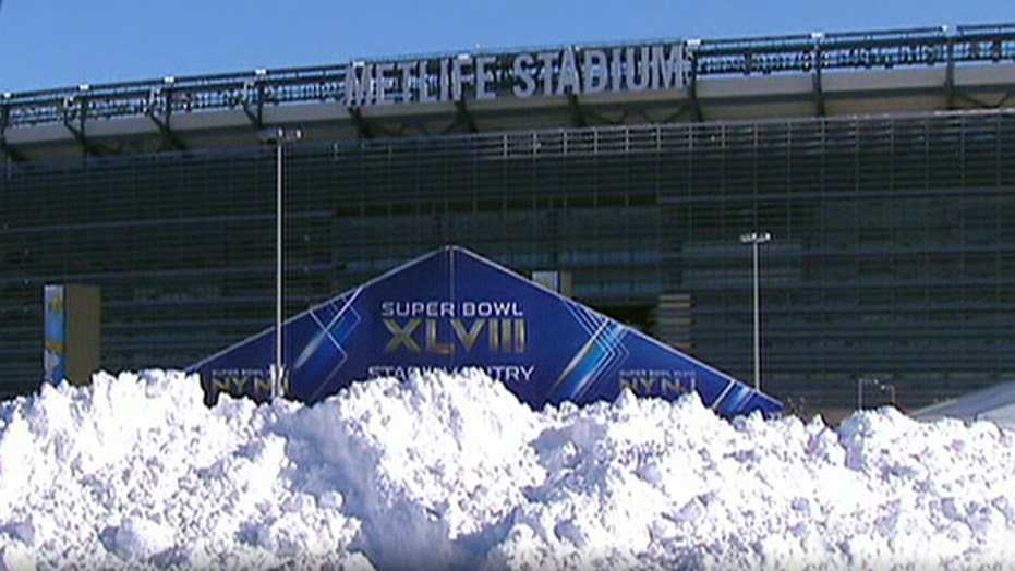 Challenges facing the NFL for the Super Bowl
