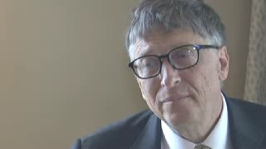 Bill Gates: World Will Have Almost No Poor Countries By 2035