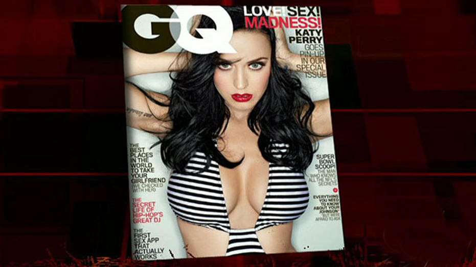 Katy Perry says she prayed for big breasts