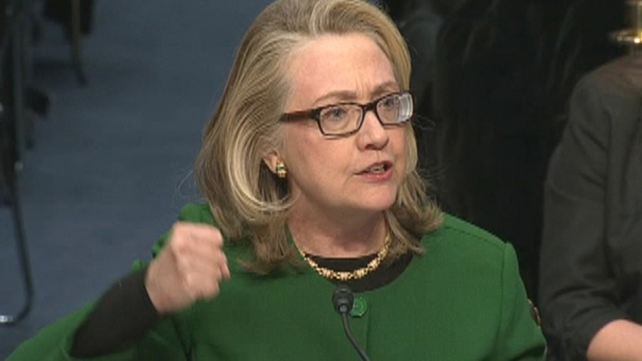 Clinton: 'What difference at this point does it make?'