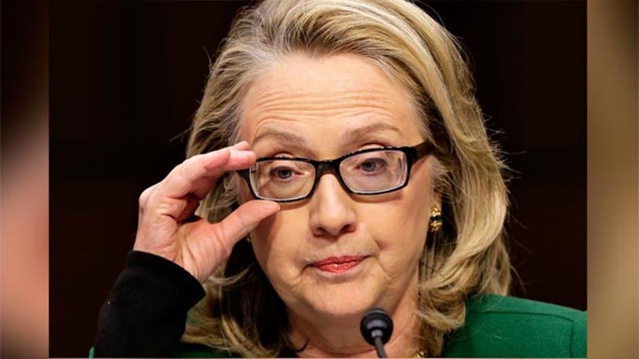 Lawmakers grill Sec. Clinton in Benghazi hearings
