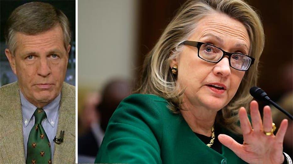Hume: Clinton 'dominated' Benghazi hearings