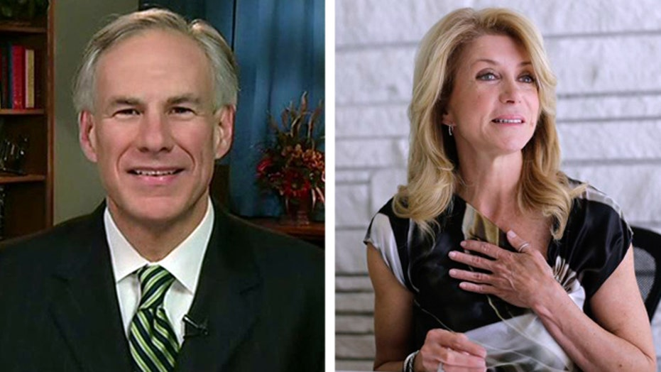 Exclusive: Greg Abbott responds to Wendy Davis' attacks