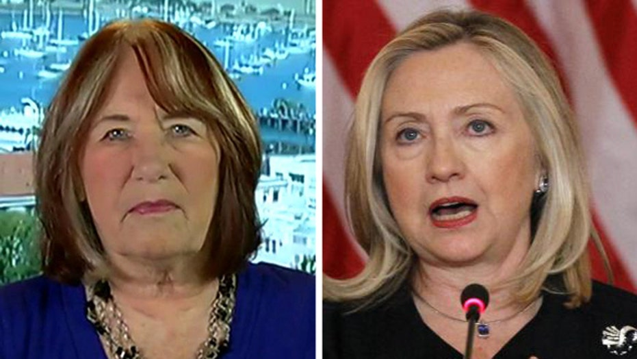Patricia Smith to Hillary: 'It does make a difference'