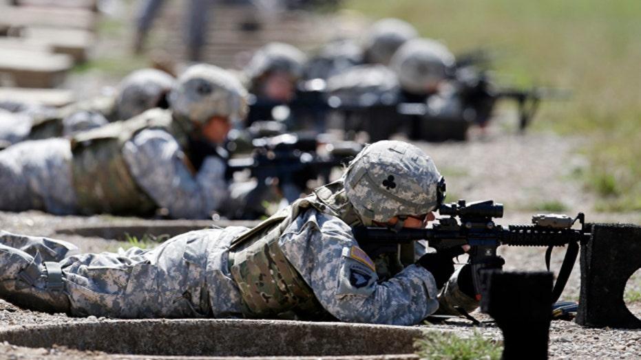 Where do women fit in modern warfare?