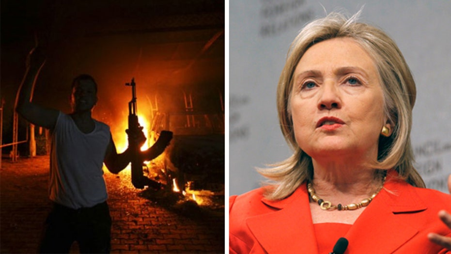 Fox News Poll: Voters blame Clinton, Obama for Benghazi
