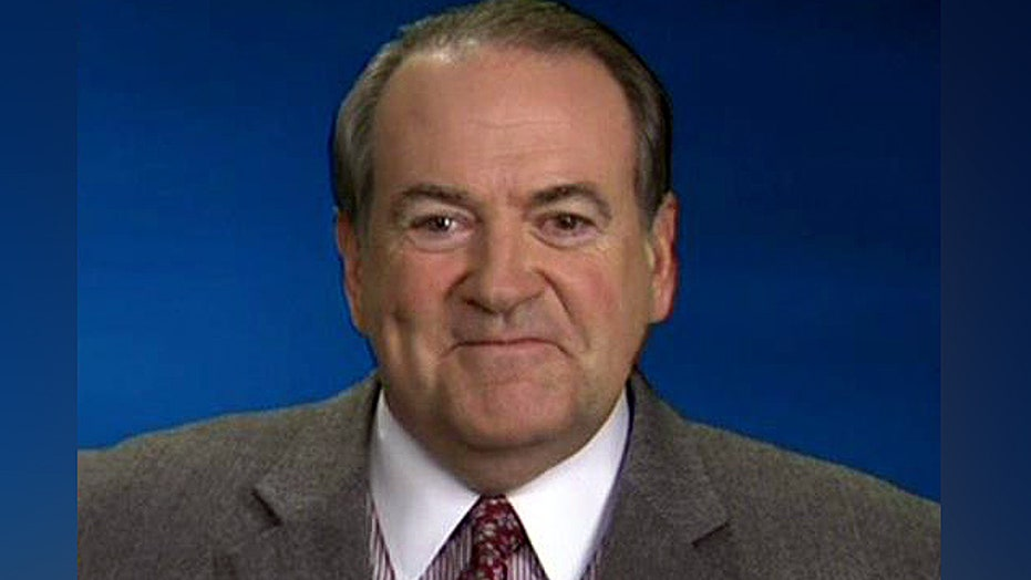 Mike Huckabee reacts to criticism of comments on women