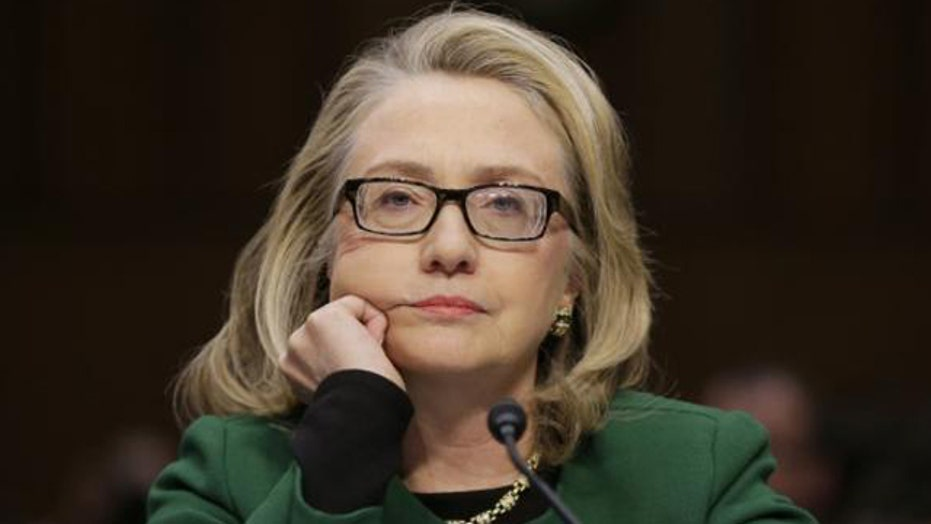 Benghazi does make a difference for Hillary