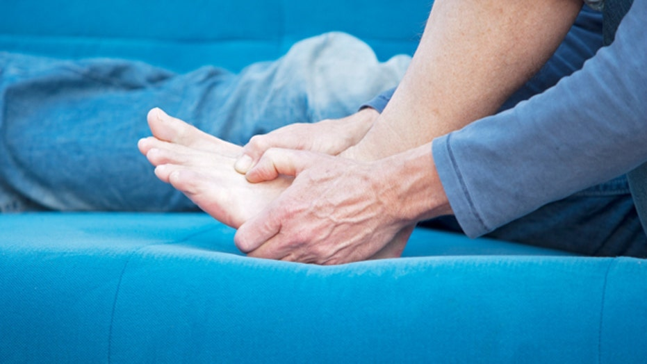Treatment options for foot pain