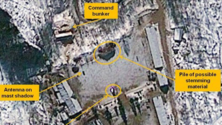 New images reveal North Korea ready for nuclear test