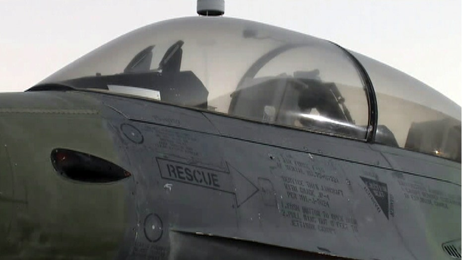 Debate over US sending F-16 fighter jets to Egypt