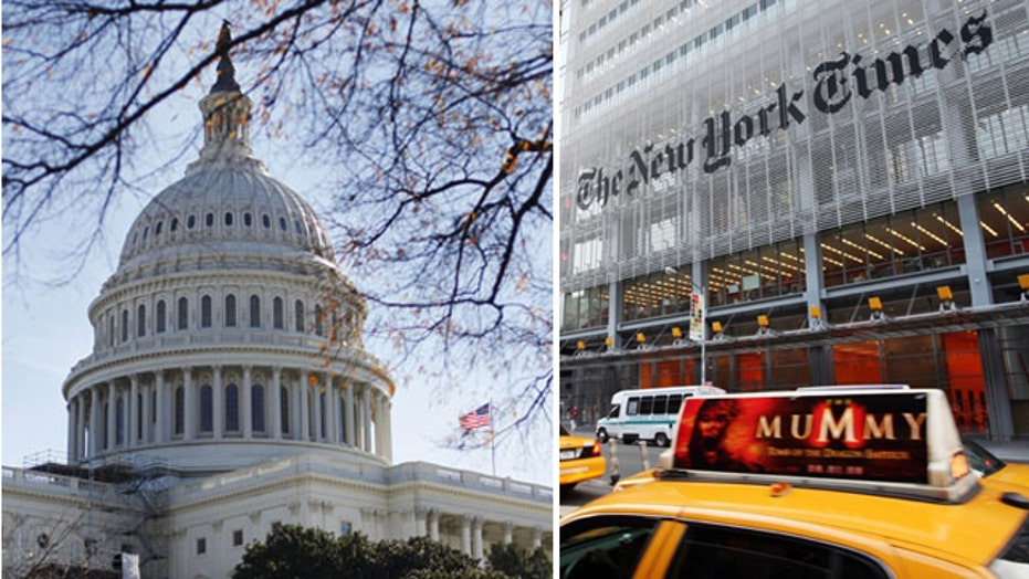 NY Times: Congress will remain divided after midterms