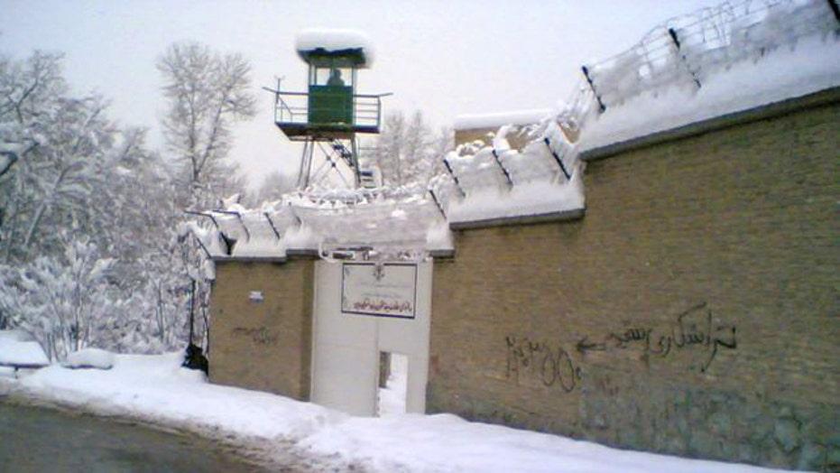 Inside Iran's brutal Evin Prison