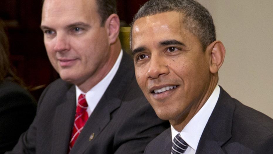 Pull! President Obama, skeet shooter?