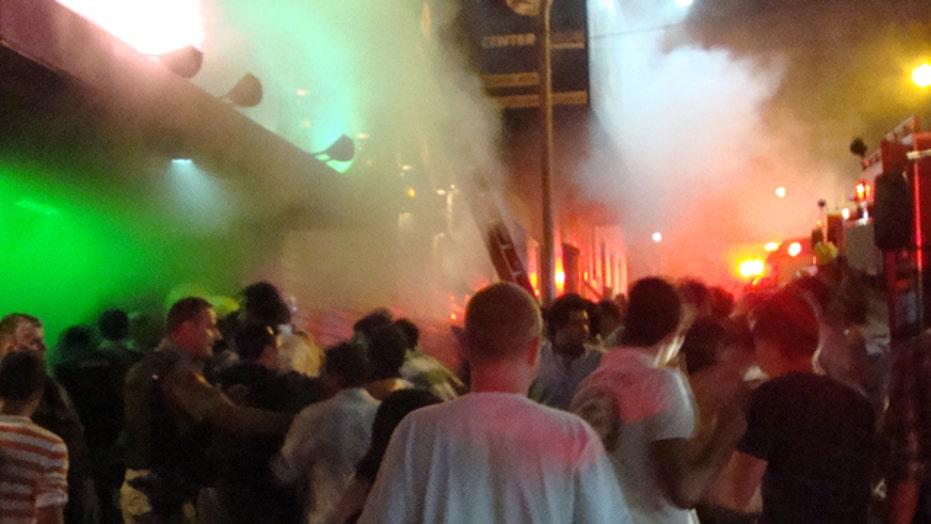 Brazil nightclub fire kills over 200, injures hundreds