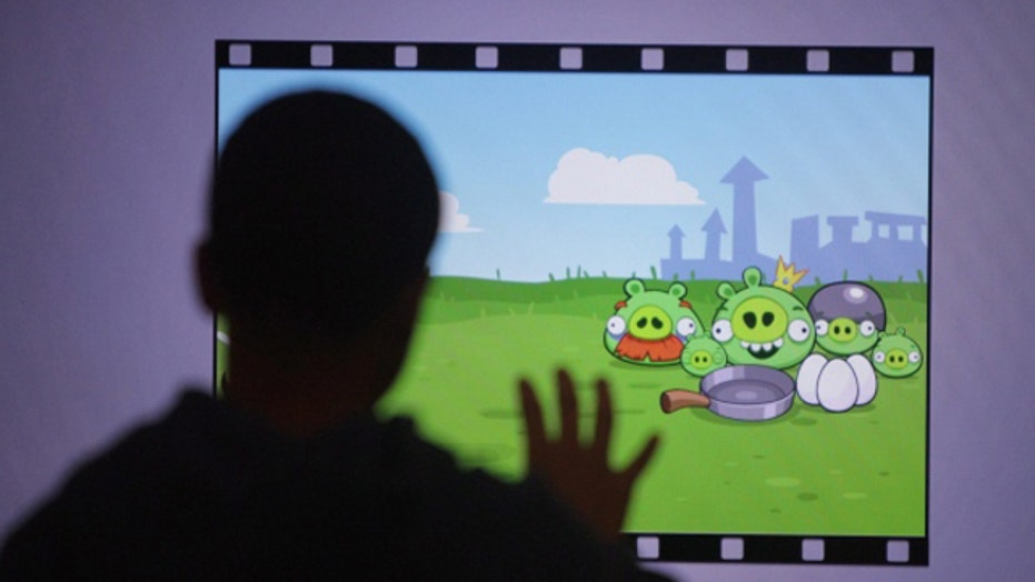 NSA targets Angry Birds, Google Maps to gather data