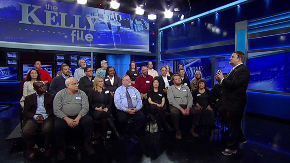 Focus group reacts to the State of the Union
