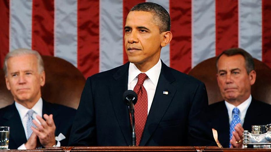 Will president avoid national defense issues in SOTU?