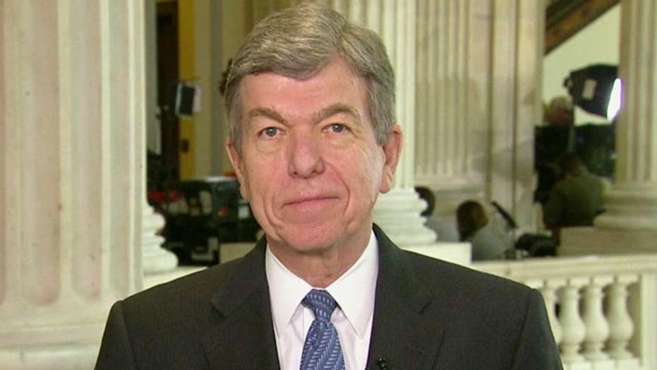 Sen. Roy Blunt on planned GOP response to State of the Union