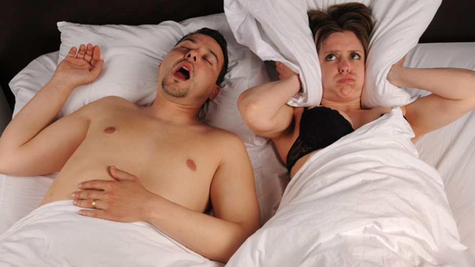Solutions to stop snoring