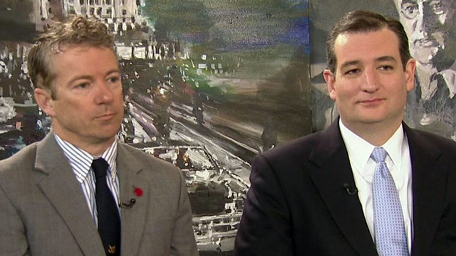 Sens. Cruz, Paul on how Obama is disregarding Congress