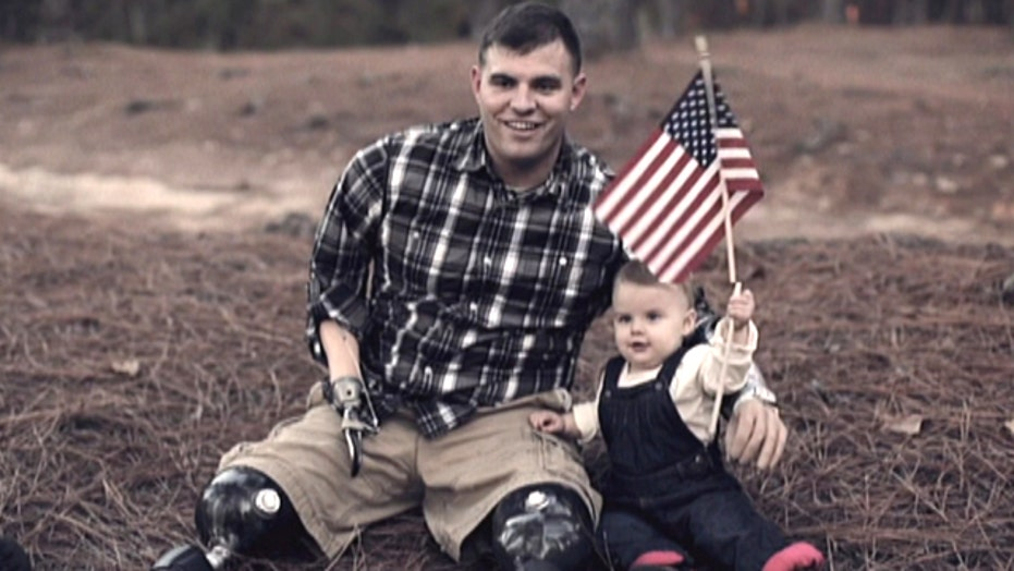 Wounded warrior defies odds after critical injury