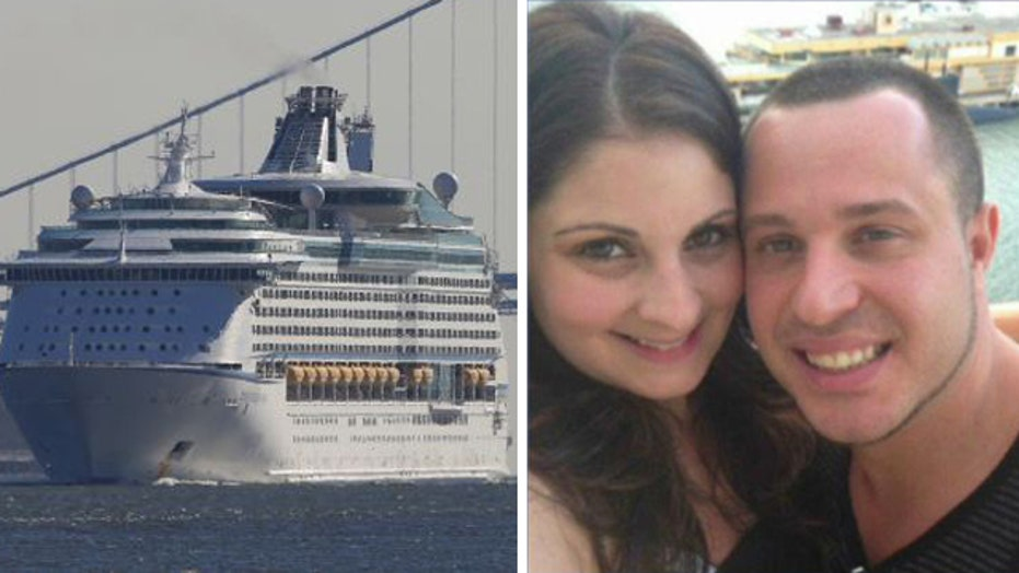 Passenger sickened on cruise ship describes 'scary' ordeal