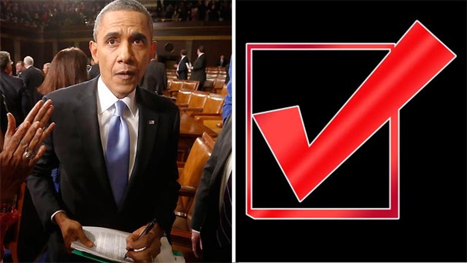 Fact checking President Obama's State of the Union