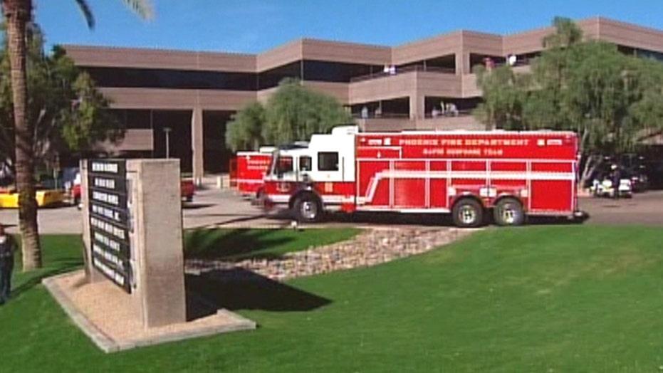 Workplace shooting in Glendale, Arizona