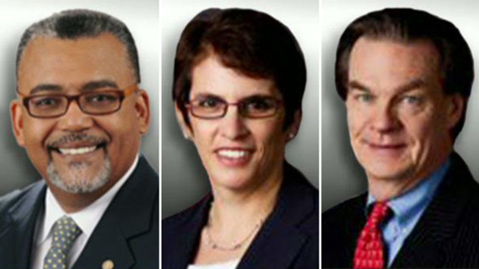 Call to cut pay to 'unconstitutional' NLRB picks