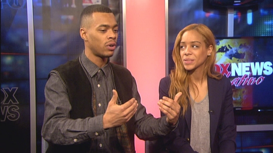 Interview with Stars of MTV's Washington Heights