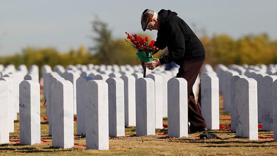 National cemeteries needed as growing number of vets die