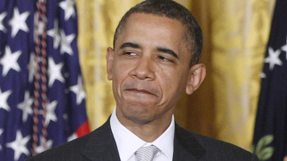 Vulnerable Democrats avoiding president as midterms loom?