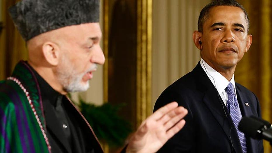 US aid to Afghanistan going to waste?