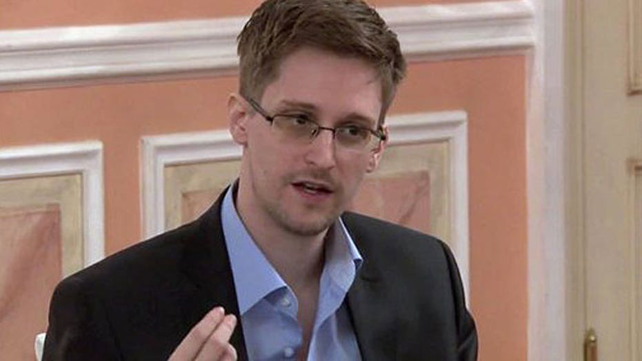Bolton: Damage Edward Snowden has caused is 'incalculable'