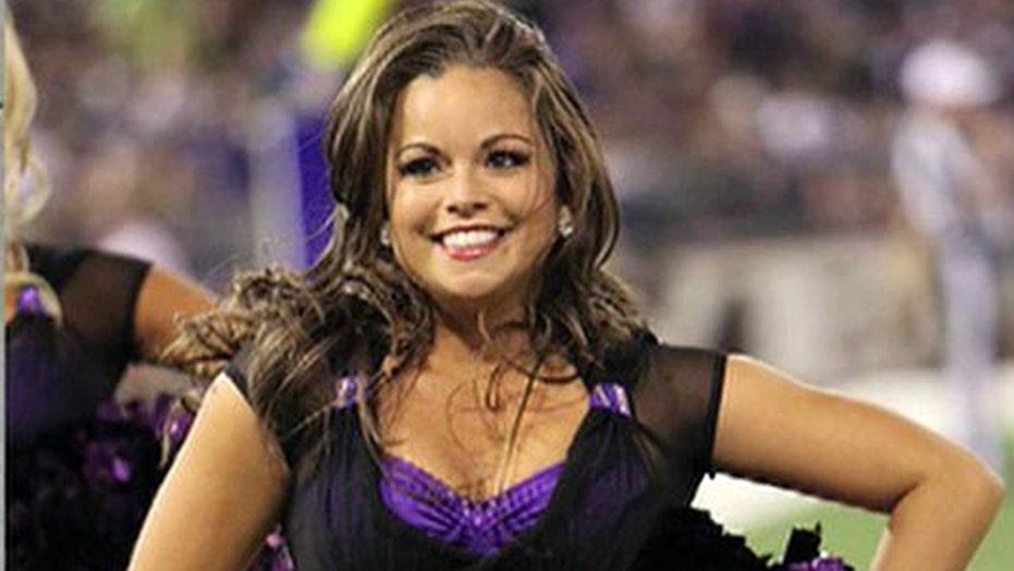 Veteran cheerleader banned from Super Bowl