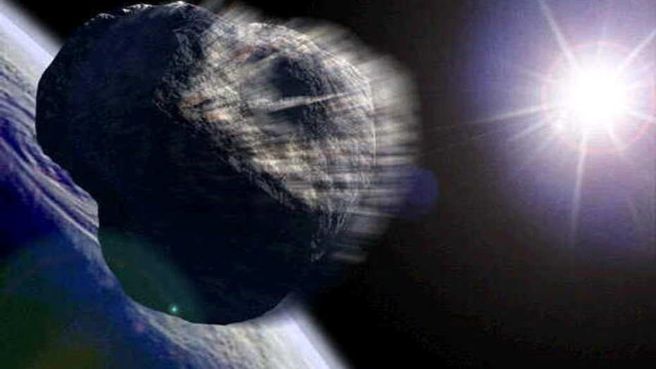 Asteroid set to make close encounter with Earth