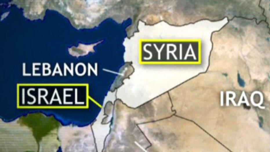 Syria, Iran threatening to retaliate against Israel