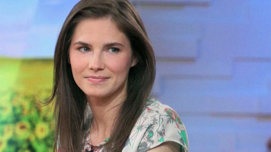 Amanda Knox speaks after Italian court convicts her again