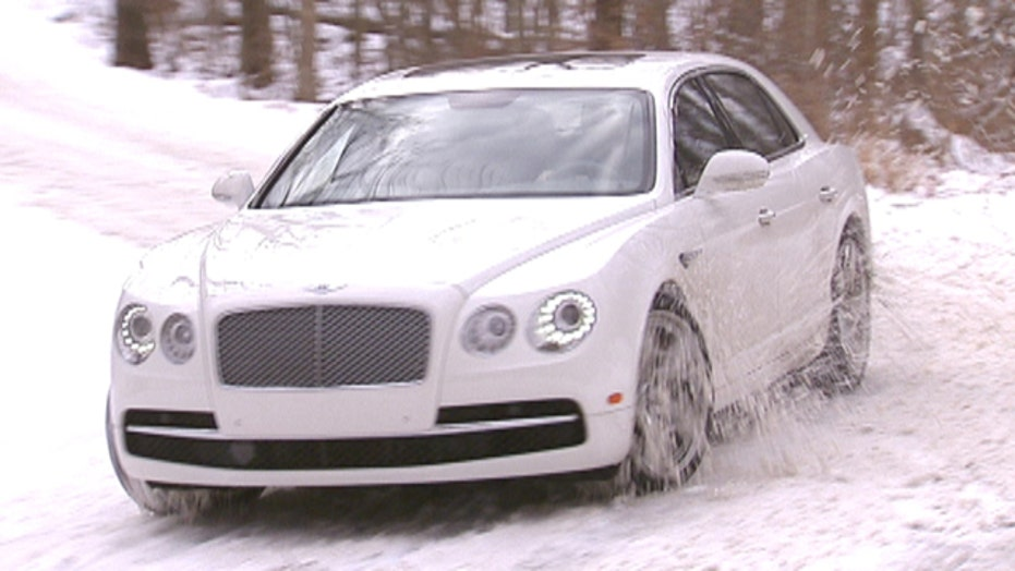 The $200,000 Snowmobile