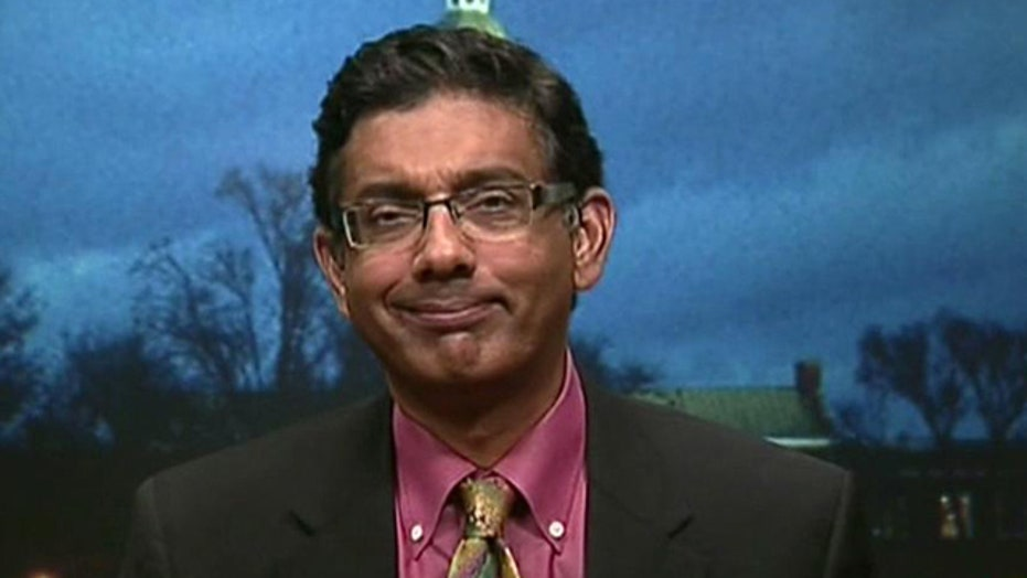 Exclusive: Dinesh D'Souza is 'undeterred' by backlash