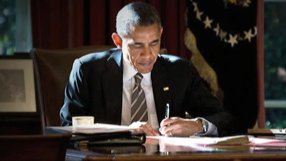 Court showdown looming over Obama's executive actions?