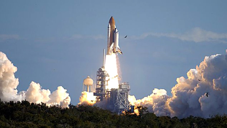 Where were you when space shuttle Columbia was lost?