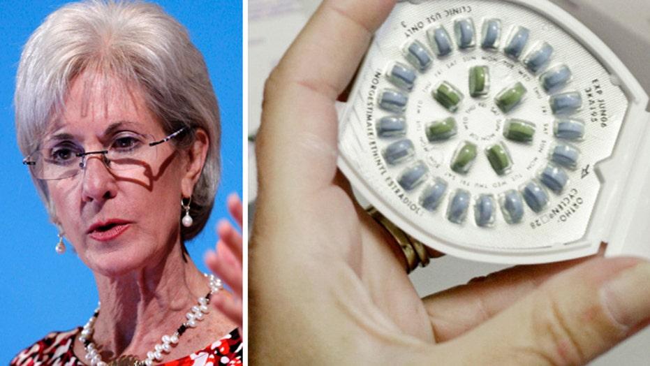 Administration announces change to contraception mandate