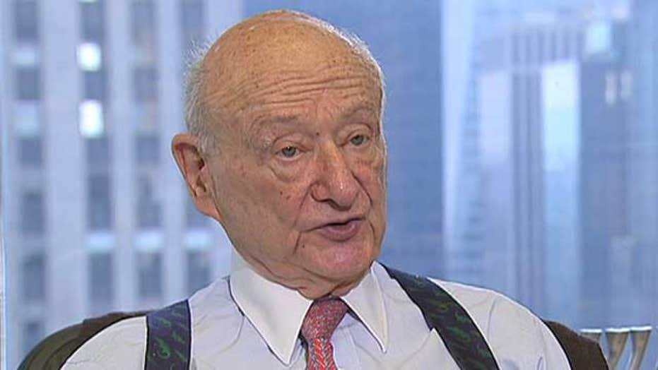 Former NYC Mayor Ed Koch dies at 88