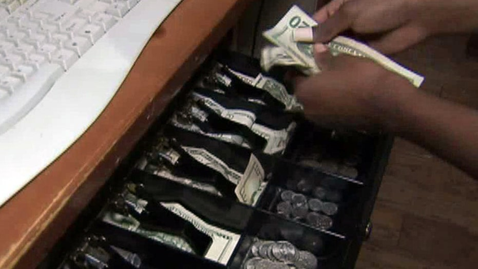 Lawmakers call for tax hikes as economy shrinks?
