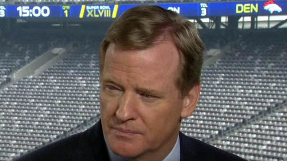 Roger Goodell on the state of 'America's Game'