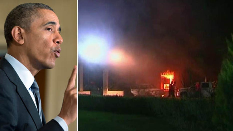 Obama: Benghazi was 'not some systematic attack'
