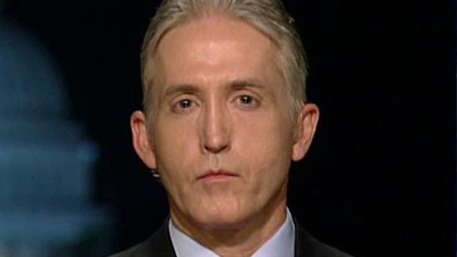 Rep. Gowdy on why Obama is brushing off scandal questions