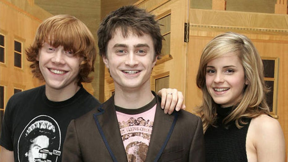 Rowling regrets ending to 'Harry Potter' series